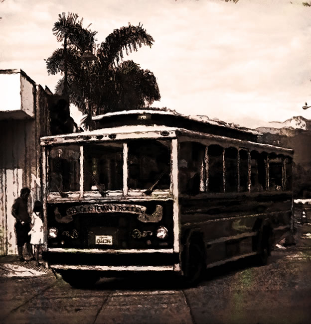 Experimental Trolley Photo